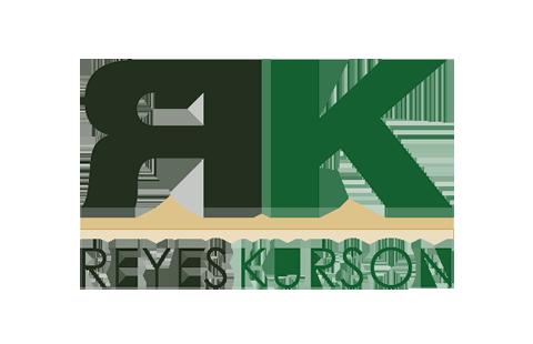 Reyes Kurson logo