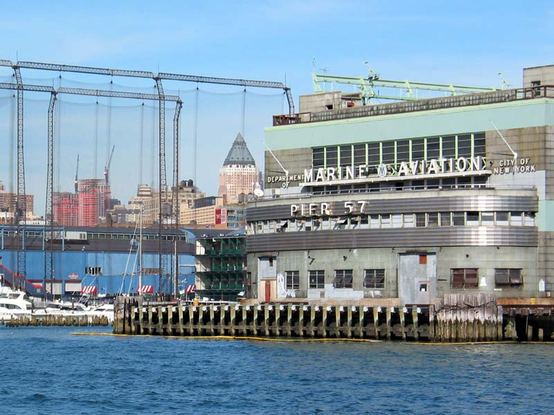 Pier 57 Chelsea Piers: Securing RFP Responses for Witkoff Group