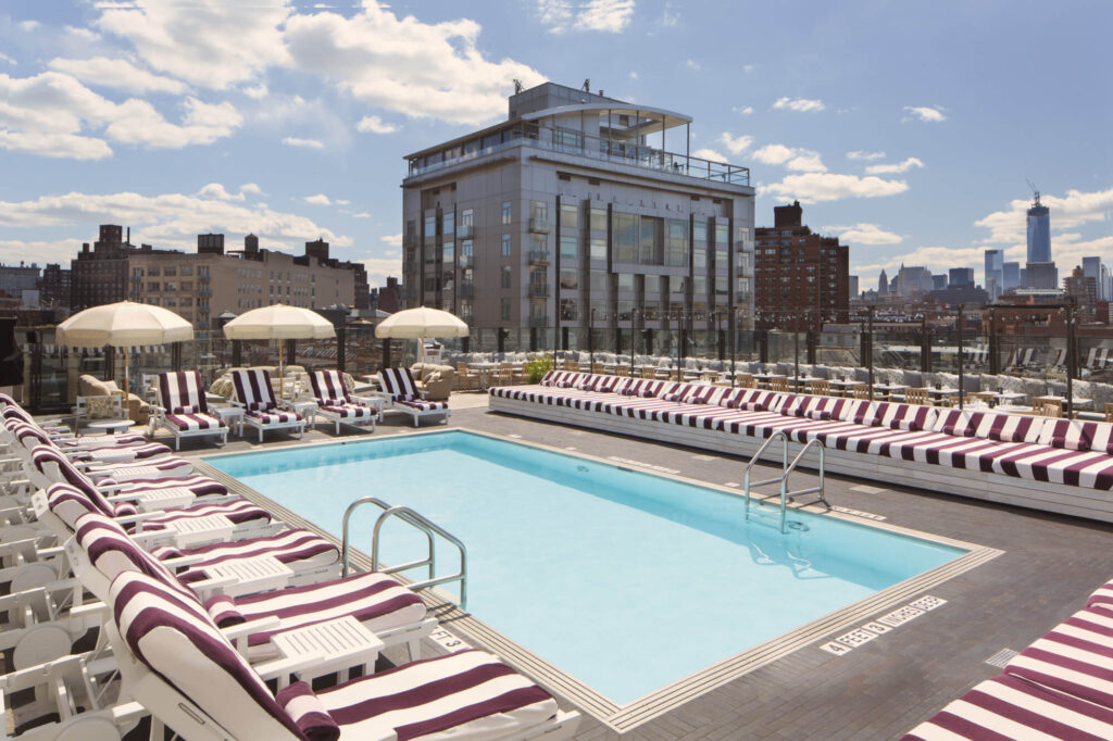 Soho house NYC Capalino