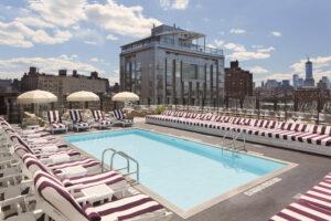 Soho house NYC Capalino+Company