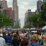Hell's Kitchen Flea Market: Business Development and Government Procurement