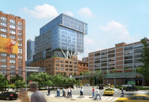 Before and After Images of Chelsea Market Latest Expansion Proposal