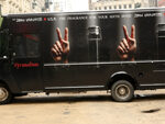 Varvatos Bus Tour Takes NYC