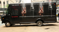 Varvatos Bus Tour in NYC