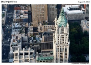 The Woolworth Building, Remade as Luxury Apartments