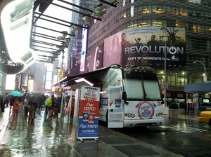 7-Election 2012 Bus in Times Square