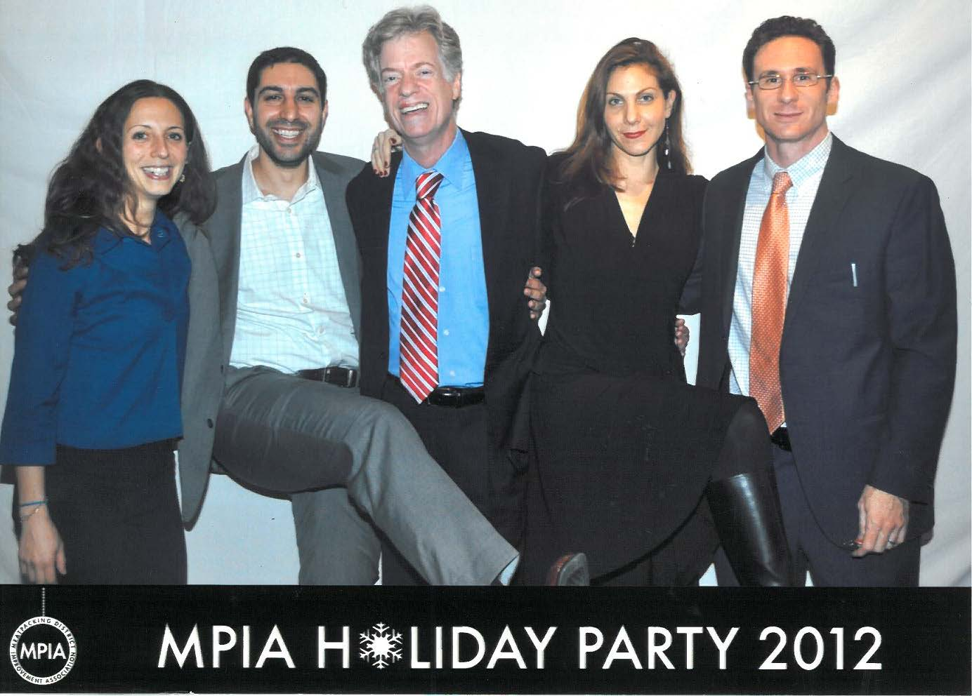 Capalino+Company Attends Meatpacking District Improvement Association Event