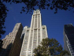 Woolworth Building Marks Centennial