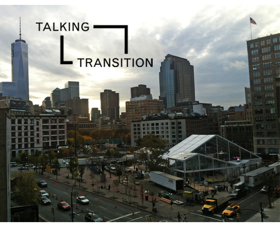 community relations, Talking Transition NYC
