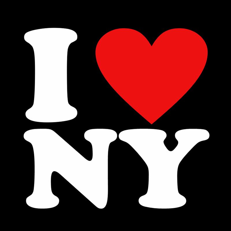 I love ny logo black capalino company thecheapjerseys Images