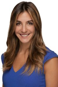 Lindsay Safran, Director of Communications
