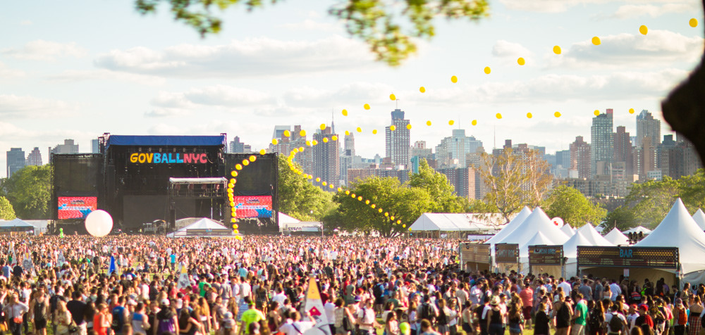 Capalino+Company helps Founders Entertainment with Governors Ball and Meadows Festival