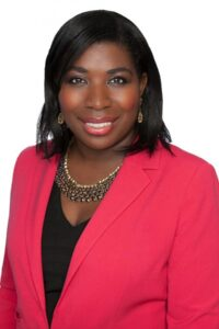 Tunisha Walker-Miller, Senior Vice President, Capalino+Company, state lobbyist community engagement and MWBE Consulting