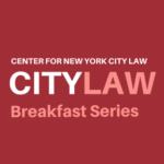 Capalino+Company to Sponsor CityLaw Breakfast Hosted By New York Law School