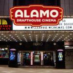 Alamo Drafthouse Cinema Marquee