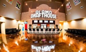 Alamo Drafthouse Cinema Bar