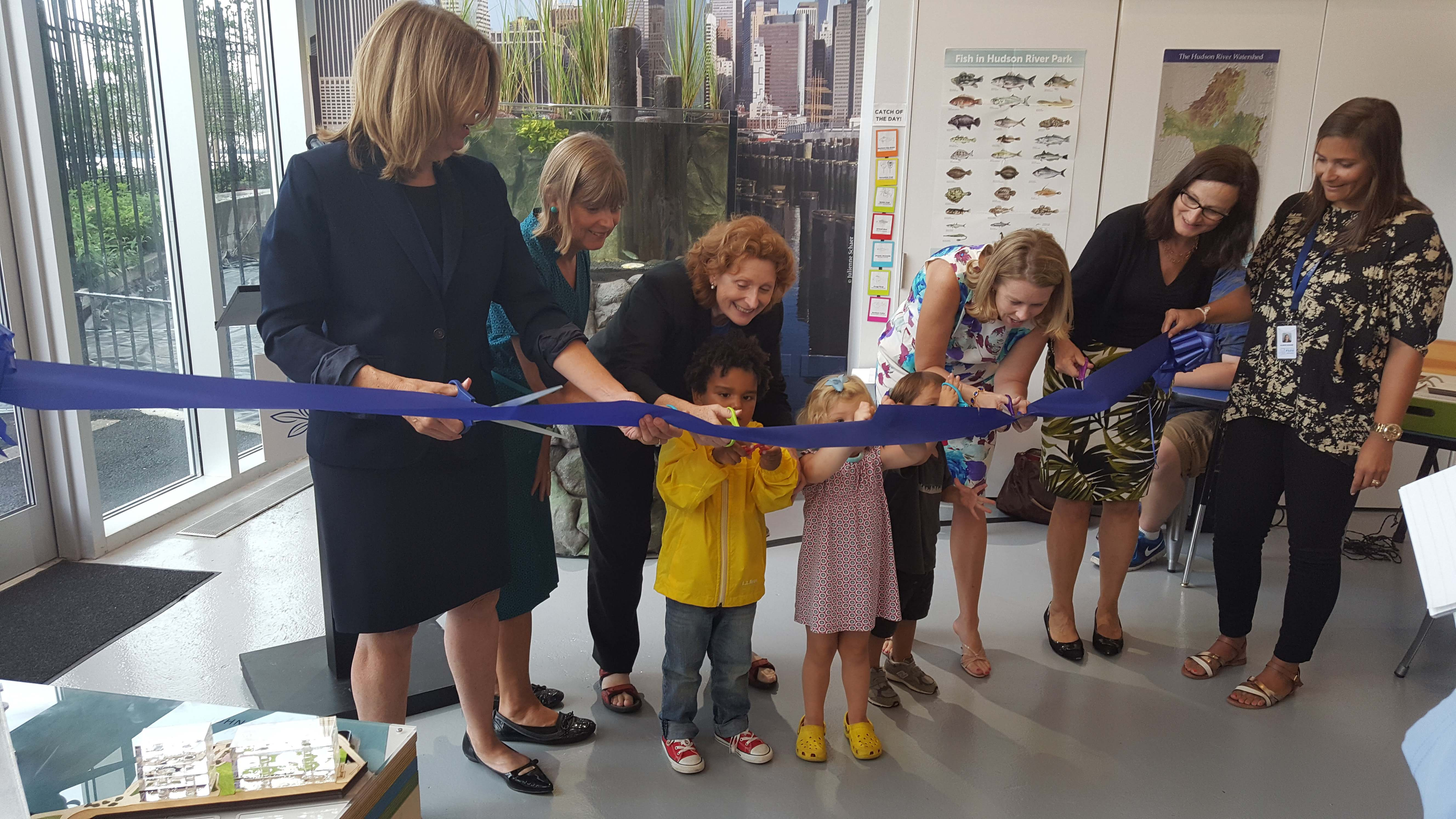 BBPC ribbon cutting ceremony