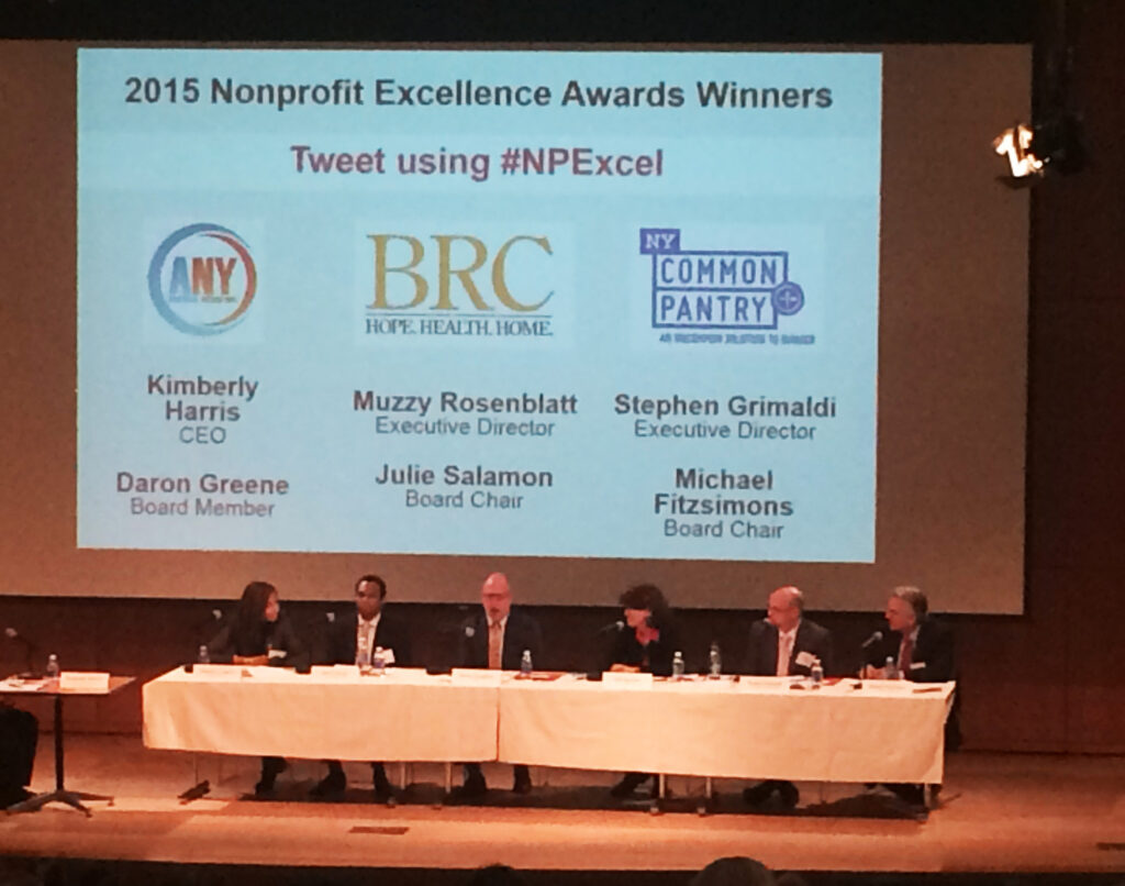 Nonprofit Excellence Awards-A