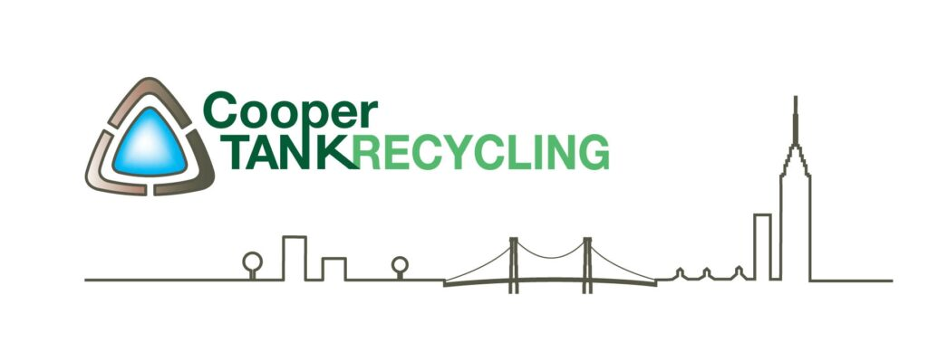 CooperTank Recycling Logo