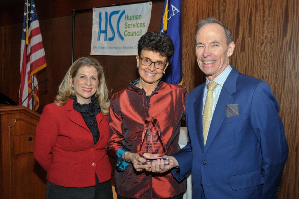 Jim Receives Award