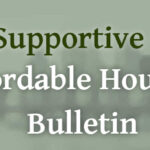 Supportive + Affordable Housing Bulletin: What You Need to Know about Mayor de Blasio's Plan to Fight Homelessness