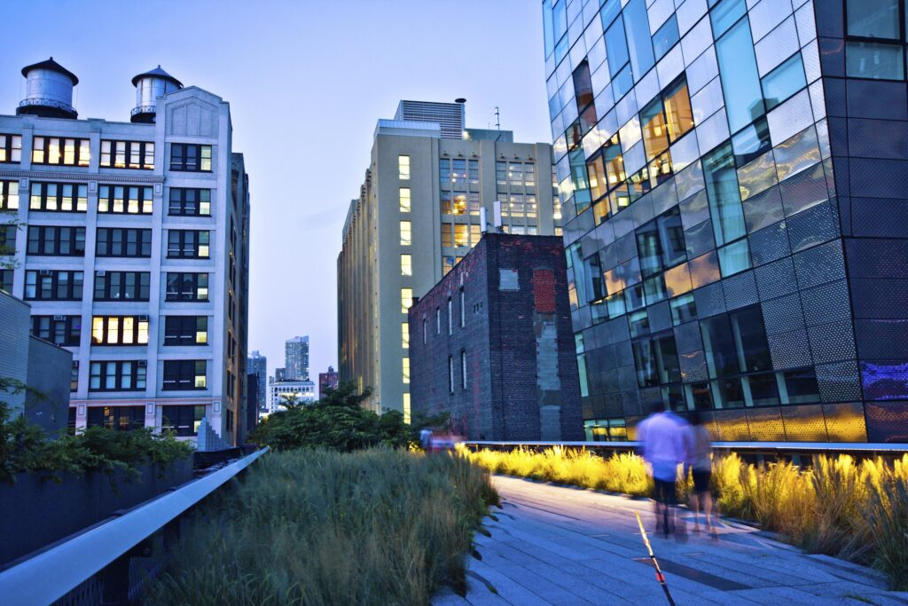 Capalino Applauds Governor Cuomo's High Line Expansion
