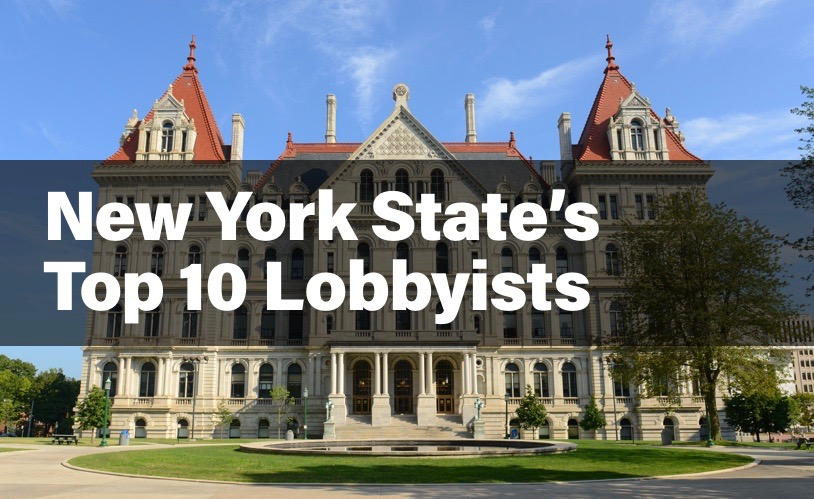 NY State Top 10 Lobbyists (City&State heder)