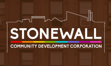 Stonewall Dems brown logo
