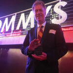 Capalino+Company's Mark Thompson Honored for Extensive Contribution to Community