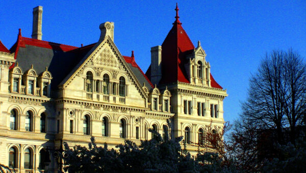 New York State Capitol in Albany - This Week in NY State News ft Governor Cuomo from Capalino