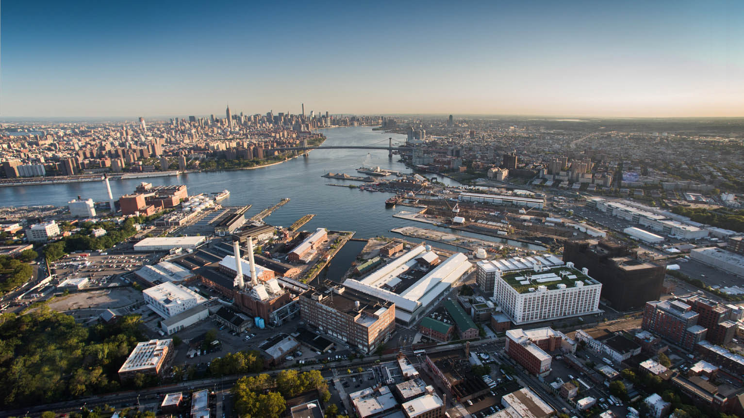Brooklyn Navy Yard, Industry City and Harlem Biospace Lead Way in New Manufacturing in NYC
