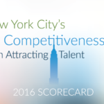 New York City's Competitiveness in Attracting Talent: See the 2016 Scorecard