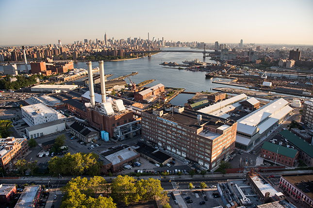 The Brooklyn Navy Yard, Industry City and Harlem Biospace