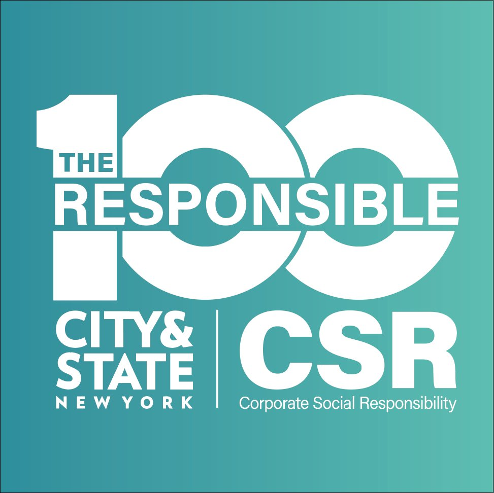 City&State Responsible 100 awards for corporate social responsibility csr