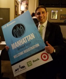 George Fontas from Capalino+Company Celebrates City & State's Manhattan Influential List