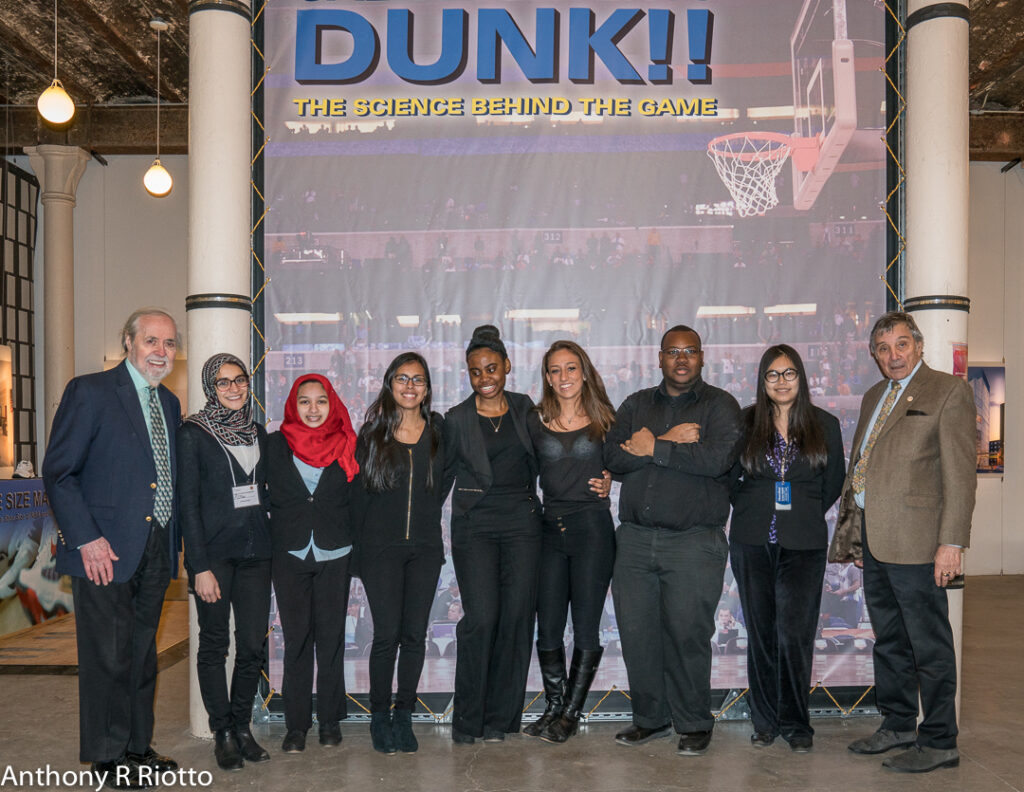 Capalino+Company Works with Science and Arts Engagement New York (SAENY) and CCNY to Launch DUNK! The Science of Basketball Exhibit