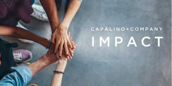 Capalino+Company launches social impact newsletter for nonprofits and social responsibility professionals