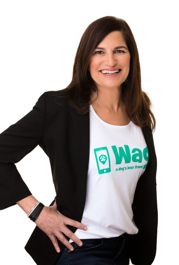Wag! CEO Hilary Schneider talks NYC to Capalino Associate Vice President  Chante Harris