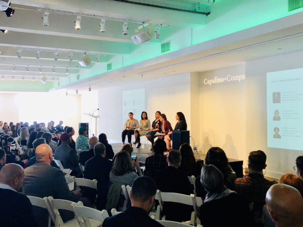 Capalino+Company Hosts Cannabis Summit to Discuss Economic Implications of Legalizing Pot by Lindsay Safran