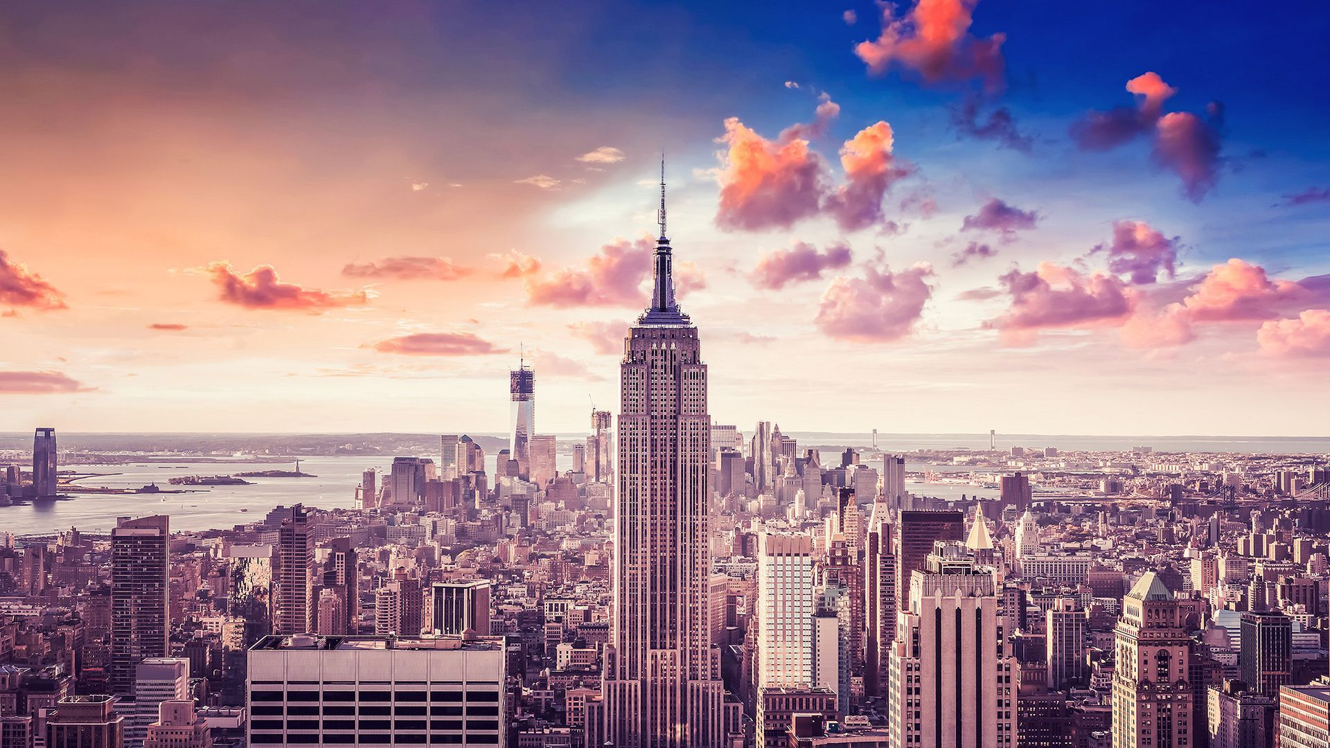 New York Wallpaper Skyline 10 Capalino Company
