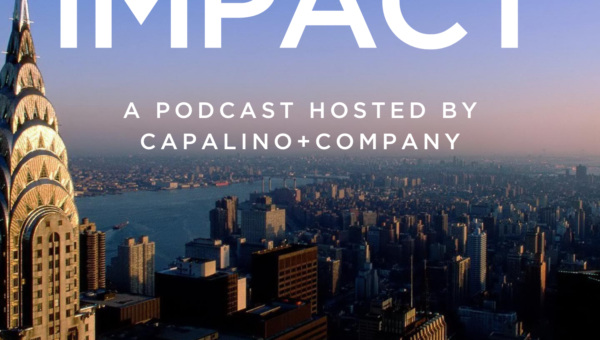 Capalino hosts podcast on NYC business, government and tech