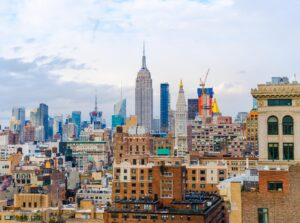 New York City Skyline- Real Estate Manhattan Capalino+Company