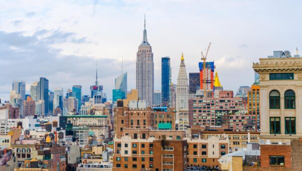 New York City Skyline- Real Estate Manhattan Capalino