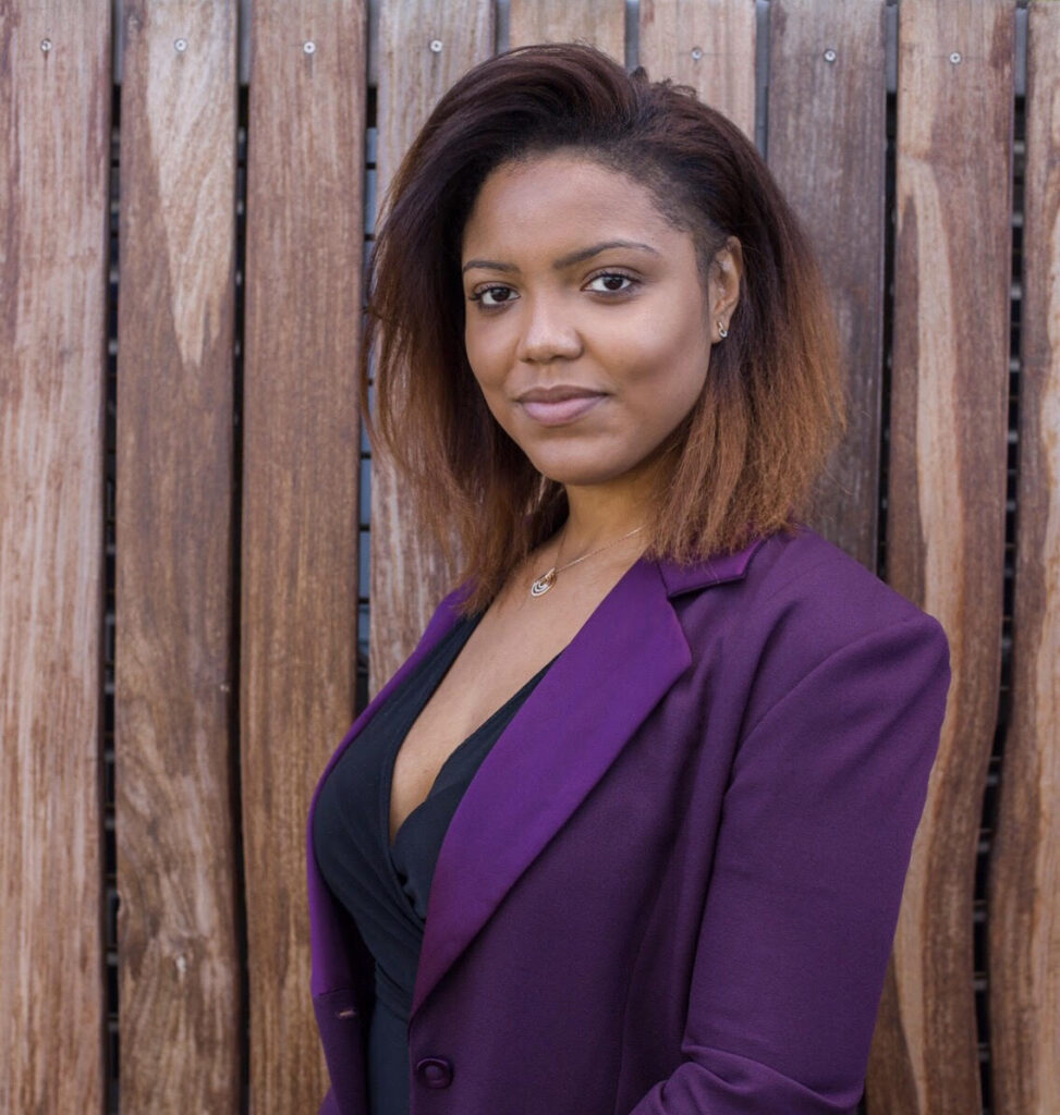 Chante Harris, Vice President, Capalino+Company, Business Strategy in NYC