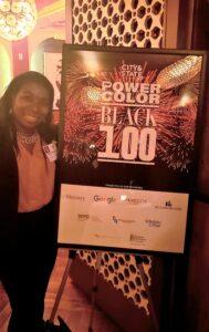 Tunisha Walker, Capalino+Company MWBE expert Black Power 100
