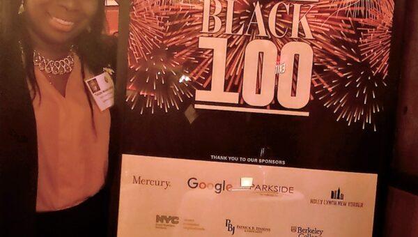 Tunisha Walker, Capalino MWBE expert Black Power 100