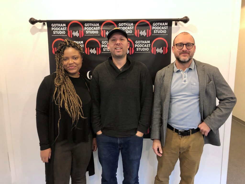 Capalino+Company Vice President Chante Harris and Senior Vice President Tom Gray sit down with Micah Kotch of URBAN-X to discuss urban innovation and the tech ecosystem in New York City.