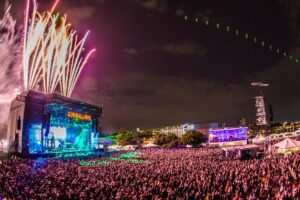 Capalino works with Founders Entertainment on social impact strategy for Governor's Ball in NYC