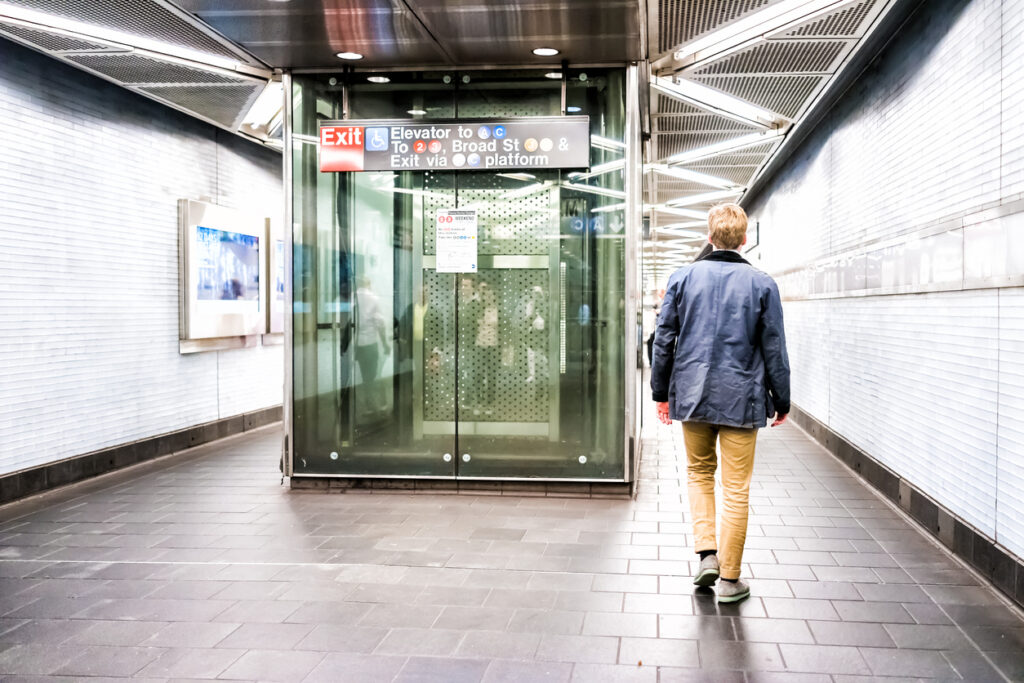 NYC Subway Zoning for Transit Accessibility by Capalino