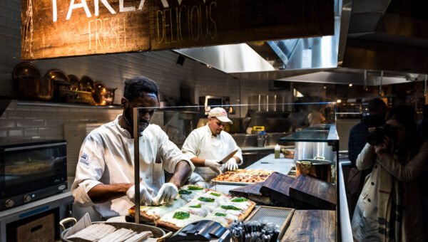 New York's Restaurant Comeback: Bringing New Yorkers Back to the Table with Tom Colicchio and Andrew Rigie by Capalino